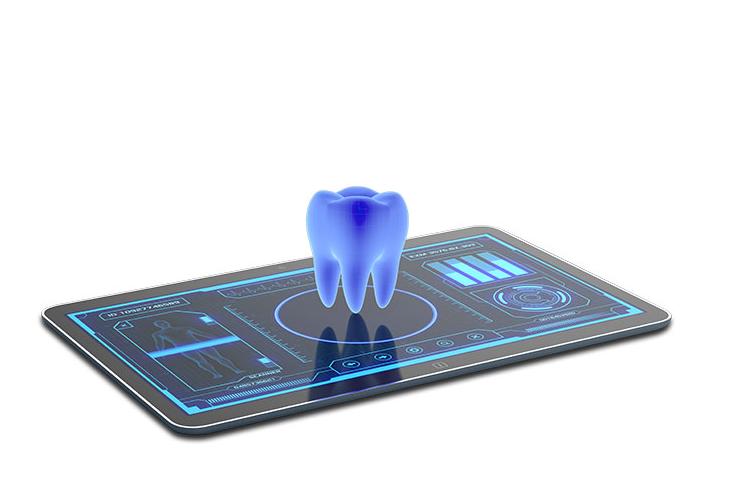 Moderne 3D-Implantatplanung